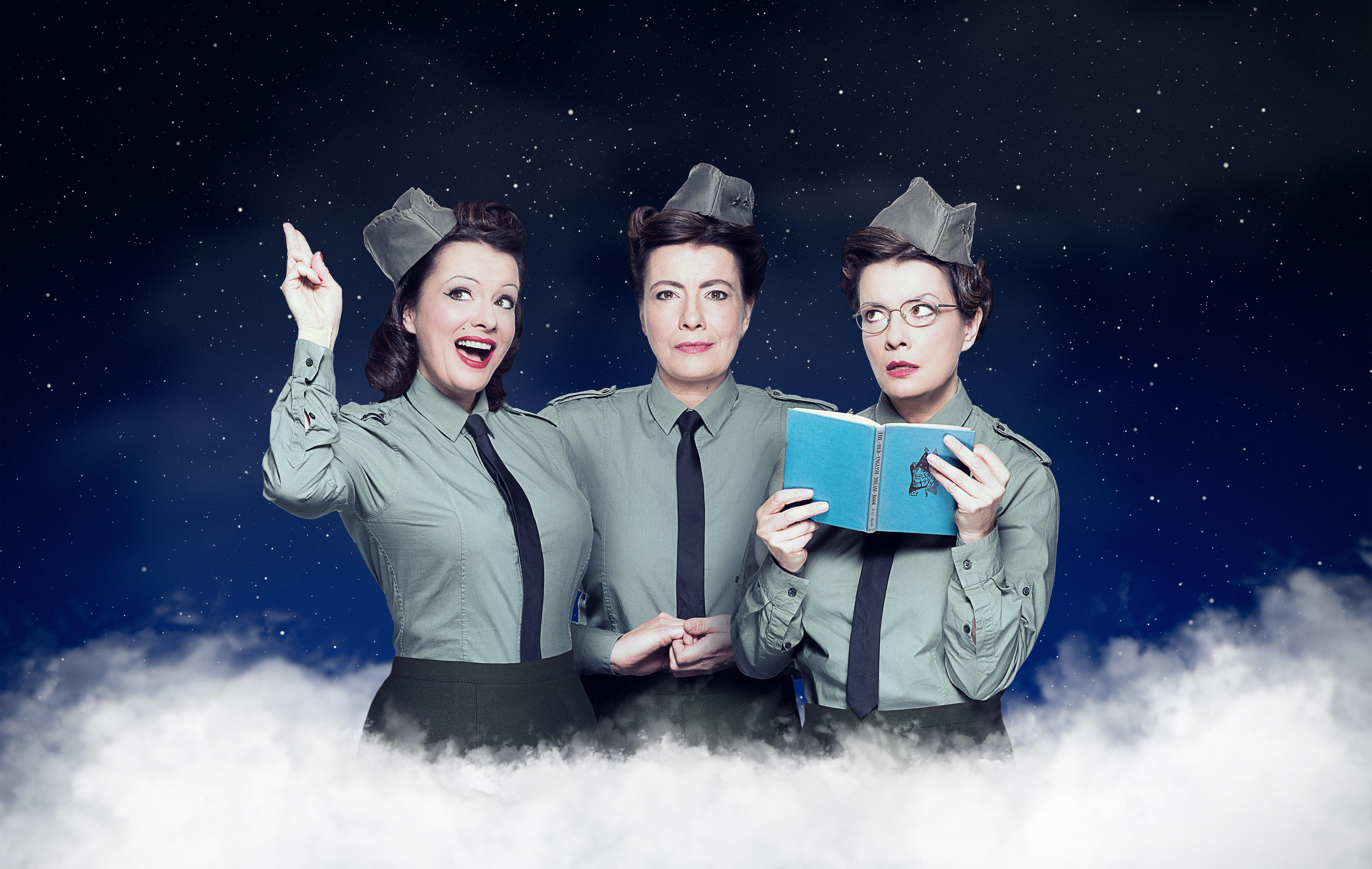 Eddie & the Slumbers Sisters - Full Tour Announced